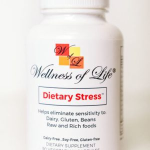 Dietary Stress™ – Helps Eliminate Sensitivities